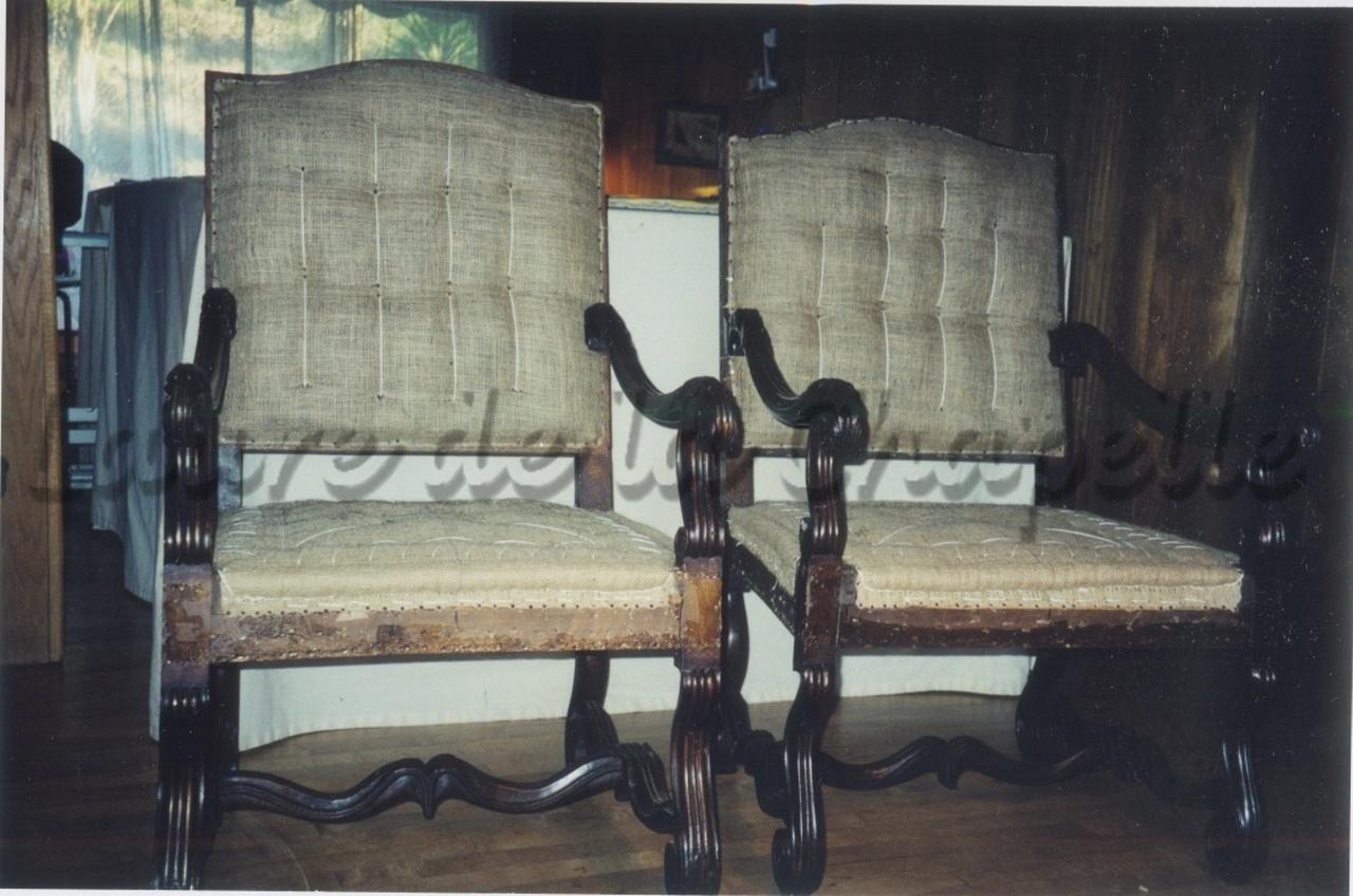 Antique Furniture Restoration - Antique Furniture Restoration 3 - San Diego Upholstery Restoration