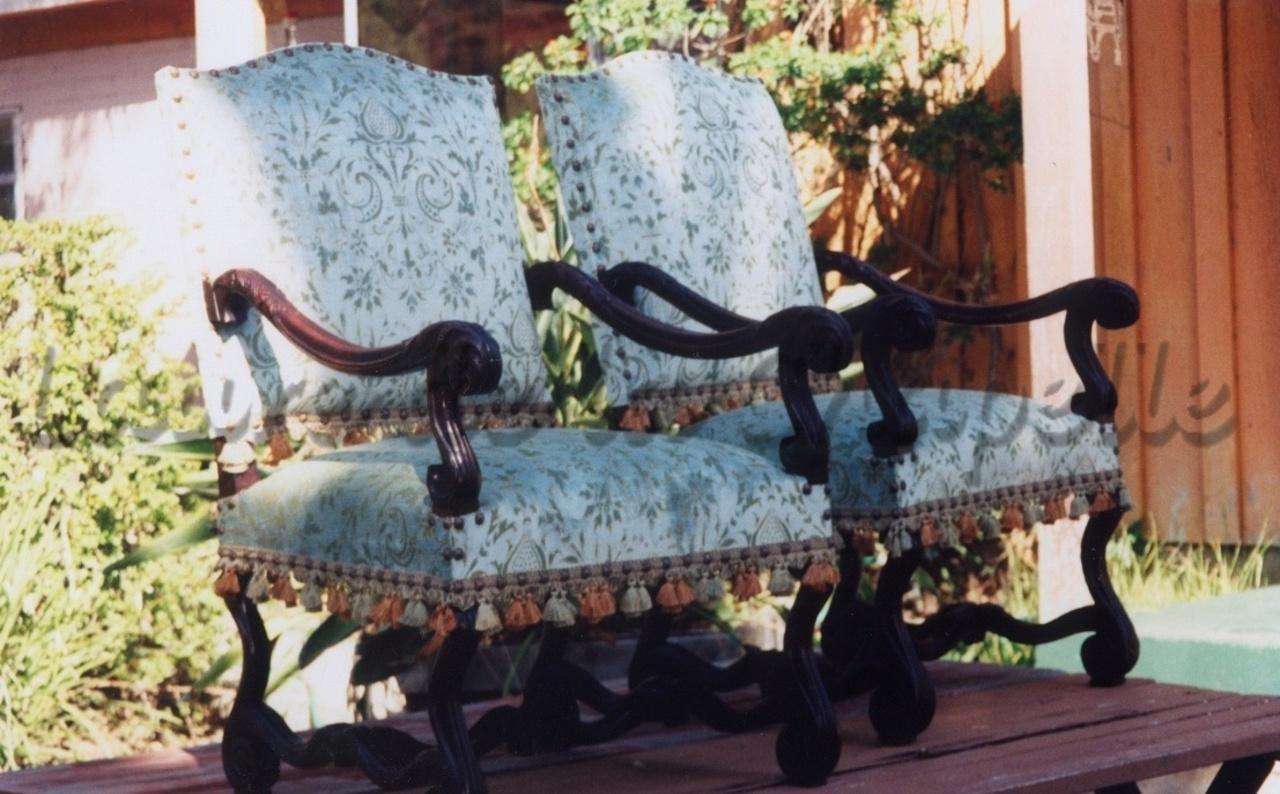 Antique Furniture Restoration San Diego - Antique Furniture Restoration - San Diego Upholstery Restoration
