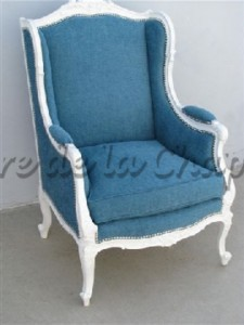 Chair for sale by San Diego Upholstery Restoration