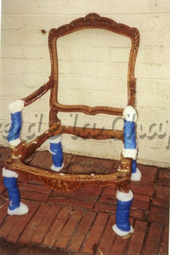 Furniture Restoration Process Photo Gallery