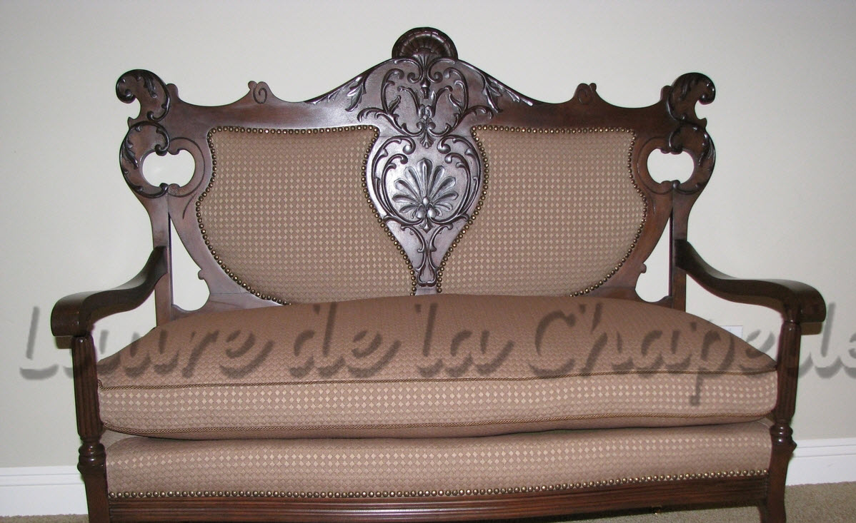 San Diego Upholstery Refinishing